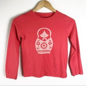 ⭐️ Mini Boden long sleeve shirt